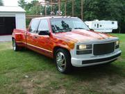 1997 CHEVROLET Chevrolet Silverado 3500 4 door daully